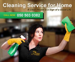 Cleaning Services Al Mizhar